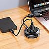HUB адаптер USB USB Type-C USAMS US-SJ416, 4USB, черный, фото 6