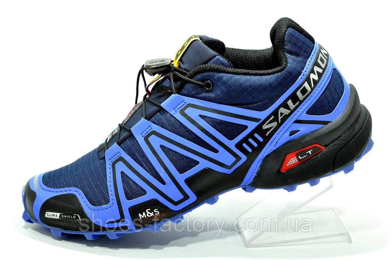 Мужские кроссовки Salomon Speedcross 3 саломон спидкросс