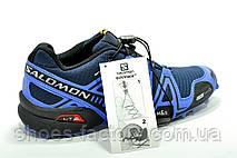 Мужские кроссовки Salomon Speedcross 3 саломон спидкросс, фото 2