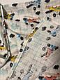 Детская пелёнка пелюшка Муслин 100*75 двухслойная  ПРЕМИУМ, хлопок, пелюшка дитяча велика, бавовна двошарова, фото 2