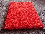 Красный коврик -  Коврик от сглаза - Коврик в ванную комнату, фото 3