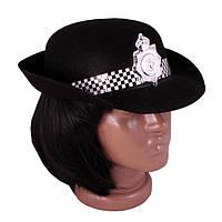 Шляпа полицейского, женская