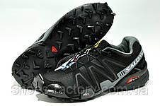 Трекинговые кроссовки Salomon Speedcross 3 саломон спидкросс, фото 3