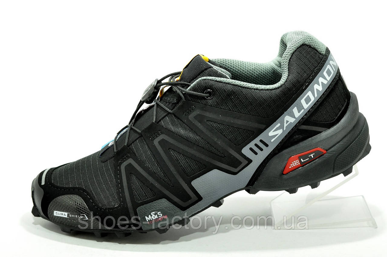 Трекинговые кроссовки Salomon Speedcross 3 саломон спидкросс