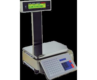 Весы с чекопечатью DIGI SM 5100 Р - Topscan.com.ua — электронное торговое оборудование в Киеве