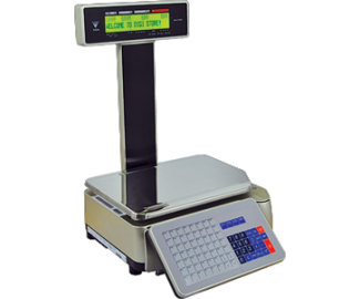 Весы с чекопечатью DIGI SM 5100 Р, фото 1