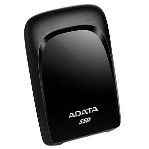 SSD ADATA SC680 480GB USB 3.2 Gen 2 Type-C Black
