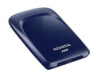 SSD ADATA SC680 480GB USB 3.2 Gen 2 Type-C Blue