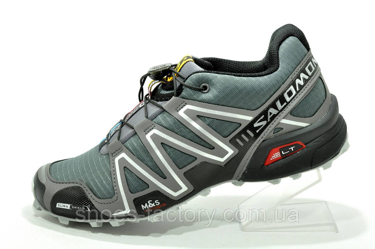 Кроссовки мужские Salomon Speedcross 3 обувь для туризма