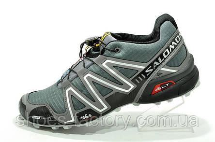 Кросівки чоловічі Salomon Speedcross 3 взуття для туризму, фото 2