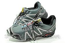 Кроссовки мужские Salomon Speedcross 3 обувь для туризма, фото 3