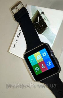 Смарт-часы Smart Watch X6 Black цвет Черный