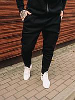 Мужские черные спортивные штаны. Мужская одежда