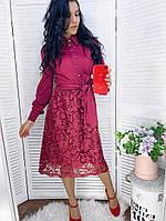 Нарядное женское платье с 42 по 56 р. /ат 41209, фото 1