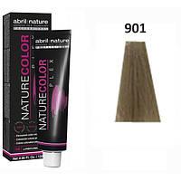 Безаміачна крем-фарба для волосся Abril et Nature Nature Color Plex 901 Спеціальний попелястий блондин 120 мл