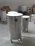 Ферментер 100 л з плоским дном, фото 4