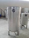 Ферментер 100 л з плоским дном, фото 5