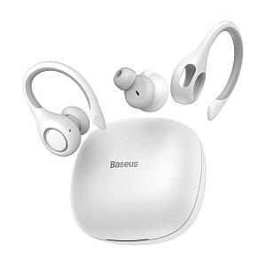 Навушники Baseus Encok True Wireless Earphones W17 White