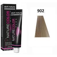 Безаміачна крем-фарба для волосся Abril et Nature Nature Color Plex 902 Спеціальний блондин півникові 120 мл