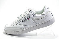 Белые кроссовки Reebok Club C 85 White мужские