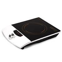 Індукційна плита Camry CR 6505, регулювання температури і потужності 1500 Вт