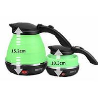 Чайник силиконовый корпус Camry CR 1265 green 0,5L
