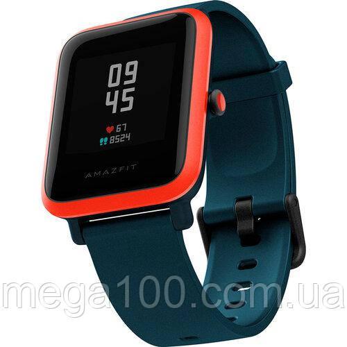 Смарт-часы Xiaomi Amazfit Bip цвет красный