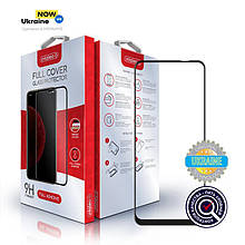Защитное стекло Intaleo для Oppo A53 Full Glue Black (1283126505720)