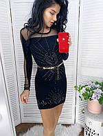 Нарядное женское платье /ат28, фото 1