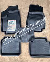 Резиновые коврики в салон ВАЗ 2121 21213 Нива Тайга NIVA автоковрики