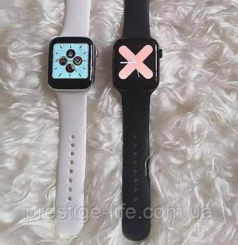 Смарт часы Smart Watch W34 с тонометром, умные часы Supero