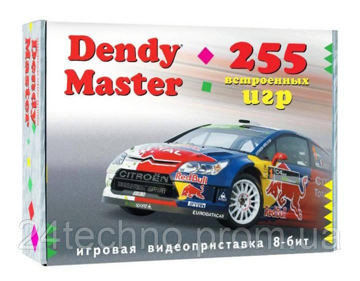 НОВАЯ Игровая Приставка Dendy Master 8 bit 255 игр