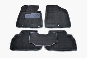 Коврики в салон 3D для Hyundai i30/Kia Ceed 2012-