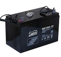 Аккумулятор 100 Ач - 12 В ЕНОТ (AGM)