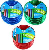 "Шланг для полива Caramel (софт силикон) 3/4"", 30 м, фото 1"