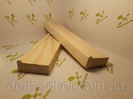 Рейка деревянная для подрамника 45мм×18мм×3000мм. Мольберт.Подрамник для холста