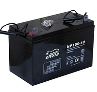 Аккумулятор 120 Ач - 12 В ЕНОТ (AGM)