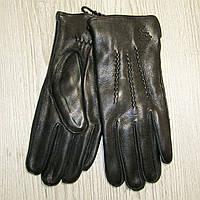 Перчатки мужские из кожи оленя