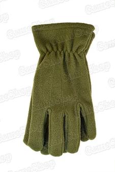 Флисовые перчатки. Теплые для зимы. ОПТ/Розница - олива