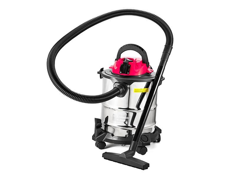 Пылесос для влажной и сухой уборки (20л, 1300Вт) BauMaster VC-7220BE