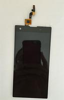Оригинальный дисплей (модуль) + тачскрин (сенсор) для Fly IQ4511