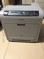 Принтер Samsung CLP-670ND б/у, фото 1