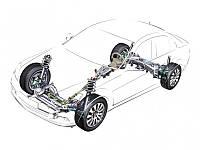 Діагностика та ремонт ходової частини автомобіля