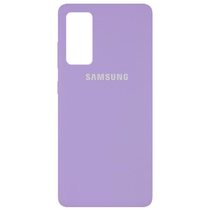 Чехол Silicone Cover Full Protective (AA) для Samsung Galaxy S20 FE