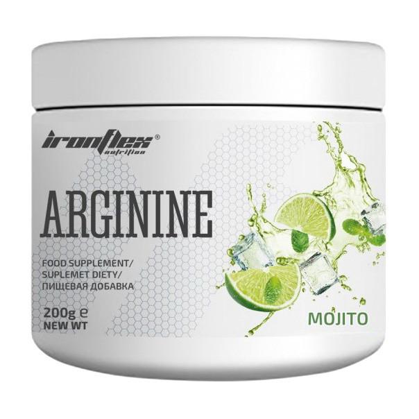 Аминокислота Аргинин IronFlex Arginine (200 g)