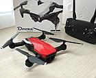 Дрон S163 FPV з ширококутного камерою 720P літаючий квадрокоптер + додатковий акумулятор, фото 5