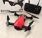 Дрон S163 FPV з ширококутного камерою 720P літаючий квадрокоптер + додатковий акумулятор, фото 6