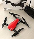 Дрон S163 FPV з ширококутного камерою 720P літаючий квадрокоптер + додатковий акумулятор, фото 7