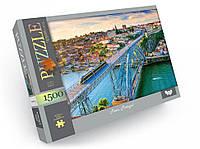 Пазлы 1500 элементов C1500-04-01-10 (Мост)