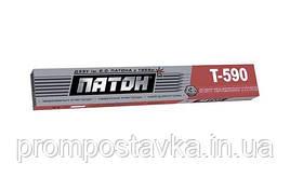 Сварочные Электроды Патон Т-590 д.4 мм, вес 5кг